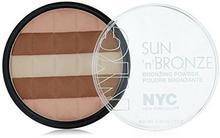NYC Sun N z brązu Bronzing Powder Hamptons Radiance 074170384543