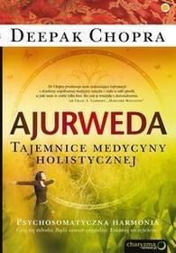 Sensus Deepak Chopra Ajurweda Tajemnice medycyny holistycznej