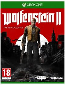Gra XOne WOLFENSTEIN II The New Colossus 5055856416951