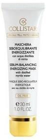 Collistar Sebum-Balancing Energizing Mask energetyzująca maseczka do twarzy regulująca wydzielanie sebum 30ml 36676-uniw