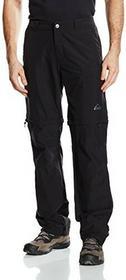 McKinley Minden spodnie męskie z odpinanymi nogawkami, czarny 234021-050-52_050_52