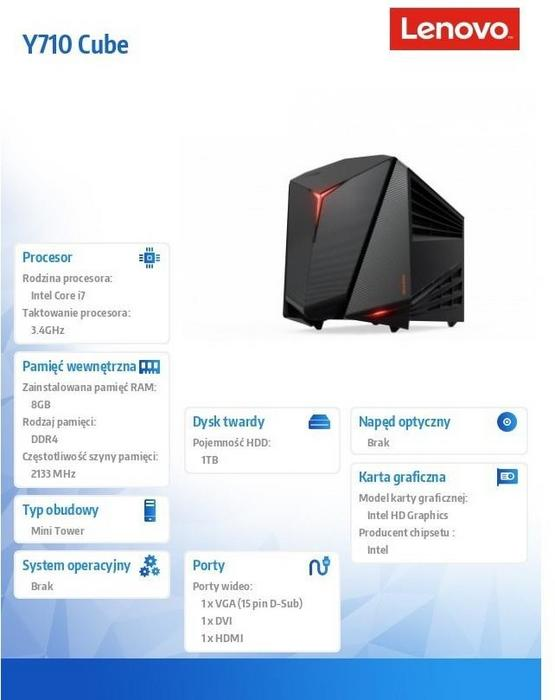 Lenovo IdeaCentre Y710 (90FL0083PB)