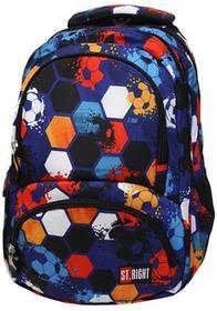 e4b6430c0d95f -27% ST-MAJEWSKI Plecak 3-komorowy Spine-Friendly Football