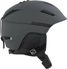 Salomon Ranger uniwersalny kask narciarski i snowboardowy, EPS 4D, unisex, szary, s L39964300