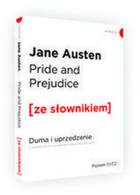 Wydawnictwo Ze słownikiem Duma i uprzedzenie wer. ang. z podręcznym sł./Ze słownikiem - Jane Austen