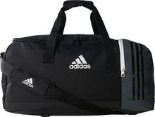 Adidas Torba sportowa Tiro Team Bag Medium 45 S98392 Black/Dark Grey/White roz uniw S98392) S98392