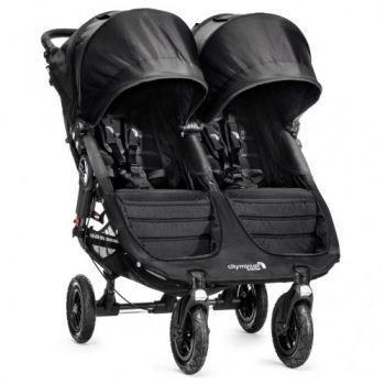 Baby Jogger City Mini Double GT BLACK/GREY