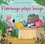 Russell Punter Flamingo plays Bingo