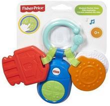Fisher Price Muzyczne kluczyki gryzaczki