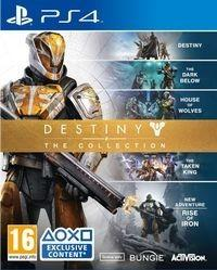 Destiny Rise Of Iron Complete Collection PS4