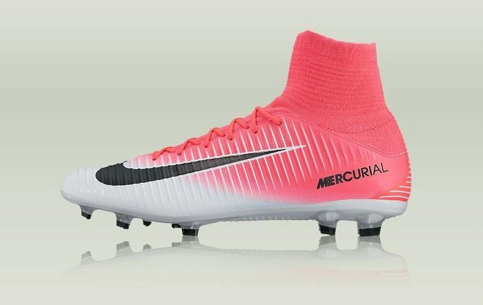 4572ed2d8f7 ... pretty cheap Nike Mercurial Veloce III DF FG 831961-601 różowy ...
