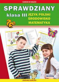 Literat Sprawdziany Klasa 3 - Guzowska Beata Kowalska Iwona