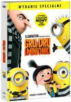 Gru Dru i Minionki DVD + książeczka Wysyłka 13.11