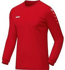 Jako męska koszulka Team La piłka nożna koszulkach, czerwony, M 4333