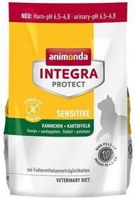 Animonda Integra Animonda Integra Protect Sensitive Dry dla kota - z królikiem i ziemniakami 1,2kg MS_14571