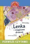 Centrum Edukacji Dziecięcej Pierwsze czytanki. Lenka i magiczne drzewo - Irena Landau