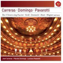 Jose Carreras; Luciano Pavarotti; Placido Domingo Pavarotti Domingo Carreras The Best of the 3 Tenors