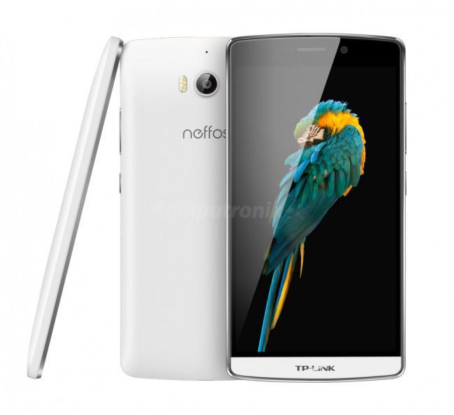 TP-Link Neffos C5 Max 16GB Dual Sim Biały
