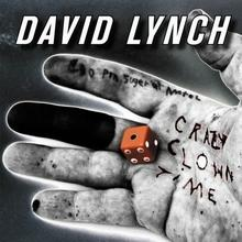 Isound Labels Crazy Clown Time Special Edition) CD) David Lynch