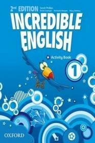 Oxford Język angielski. Incredible English 1. Klasa 1-3. Zeszyt ćwiczeń - szkoła podstawowa - Grainger Kirstie, Morgan Michaela, Mary Slattery