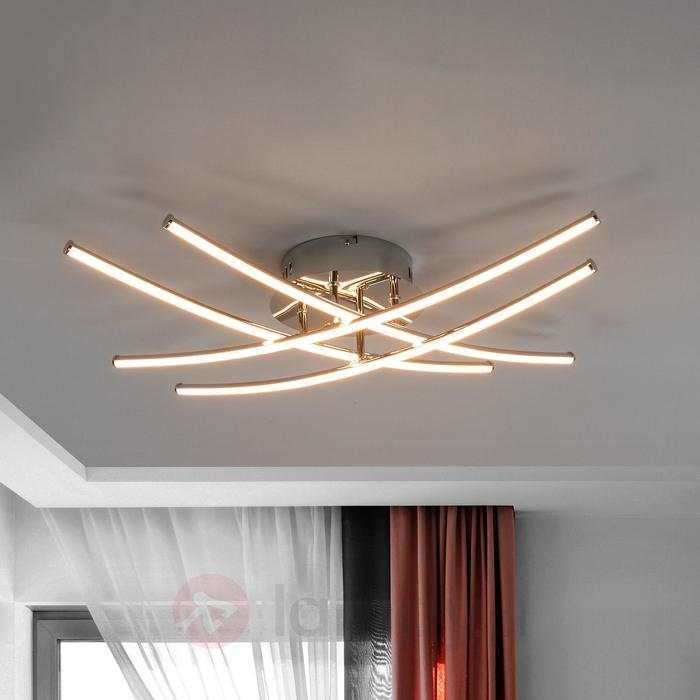 Yael lampa sufitowa led do kuchni i salonu ceny dane - Plafonnier design pour salon ...