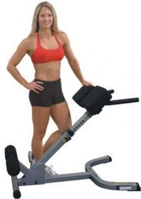 Body-Solid Ławka do ćwiczeń grzbietu BODY SOLID GHYP45 1IN-1157