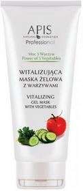 Apis MOC 5 WARZYW - Witalizująca maska żelowa z warzywami 200 ml