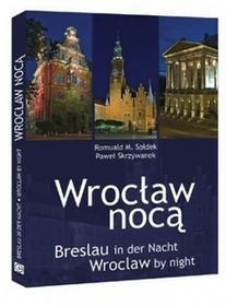 C2 Wrocław nocą
