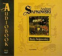 Supernowa Boży Bojownicy (audiobook CD) - Andrzej Sapkowski