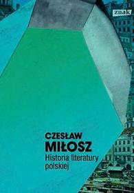 Znak Historia literatury polskiej - Czesław Miłosz