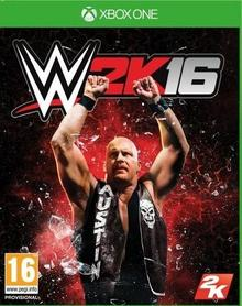 WWE 2K16 XONE