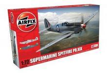 AirFix Myśliwiec Supermarine Spitfire Pr.XIX 02017A