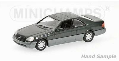 Minichamps Mercedes 600 SEC Coupe (C140) 1:43 430032604