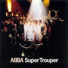 Super Trouper CD Abba