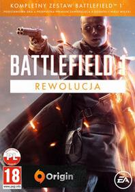 Battlefield 1 Rewolucja PL ORIGIN