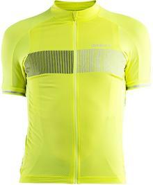 Craft Verve Glow męska koszulka rowerowa fluor żółty 1904995-2809