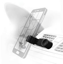 """Uniwersalny uchwyt GSM """"Flipper"""" dla urządzeń o szerokości od 4.8 do 9cm"""