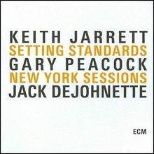 Setting Standards New York Sessions [Box] Keith Jarrett Gary Peacock