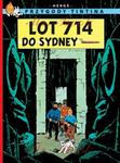 Egmont Przygody Tintina. T.22 Lot 714 do Sydney