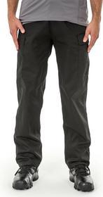 Mil-Tec Spodnie wojskowe męskie bojówki US Ranger BDU Black roz XL 11810002) 11810002