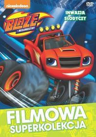 Monolith Blaze i Megamaszyny Inwazja Słodyczy DVD) Agata Gawrońska-Bauman