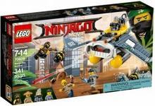 LEGO Ninjago Bombowiec Manta Ray 70609