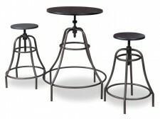 Signal Zestaw TANGO (stół + 2 krzesła) orzech TANGOBRBR
