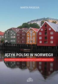 Elipsa Dom Wydawniczy Język polski w Norwegii - Piasecka Marta