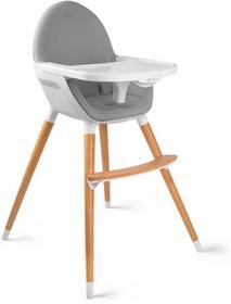 KinderKraft 4Kraft Fini, Krzesełko do karmienia 2w1, Gray