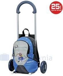 Andersen Plecak na kółkach Kids Käpt'n Lauro 9-596-90 Niebieski - niebieski 9-596-90