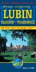 zbiorowa Praca Lublin. głogów. polkowice. plan miasta / wysyłka w 24h