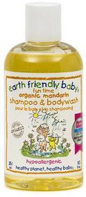 Lansinoh Mandarynkowy szampon i płyn myjący mandarynka 250 ml