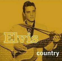 Elvis Country CD) Elvis Presley