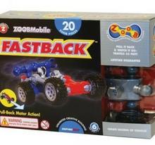 Zoob zestaw klocków Mobile Fastback Napęd 20 elementów